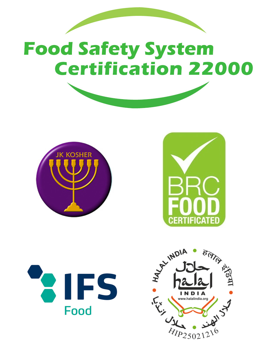 Organic & Foods Certifications - Nature Bio Foods