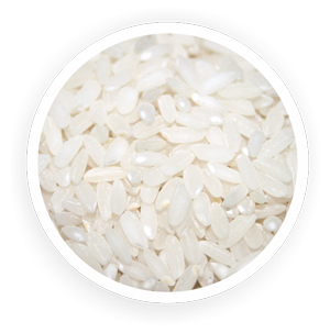 Organic Medium Grain White Rice