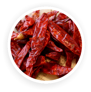 Organic Red Chilli Whole